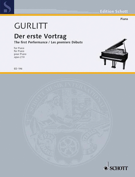 The First Lecture, Op. 210