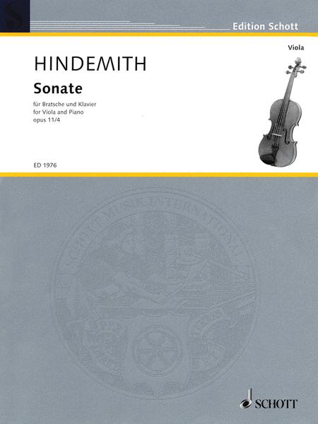 Sonata in F, Op. 11, No. 4 (1919)