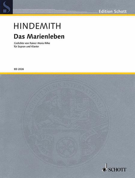 Das Marienleben Op. 27 - Revised Edition