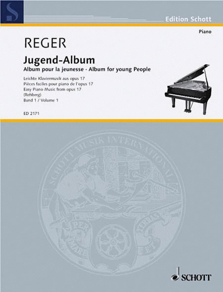 Album for the Young Op. 17 Vol. 1