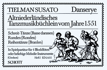 Danserye Vol. 1