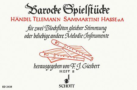 Baroque Pieces - Vol. 2