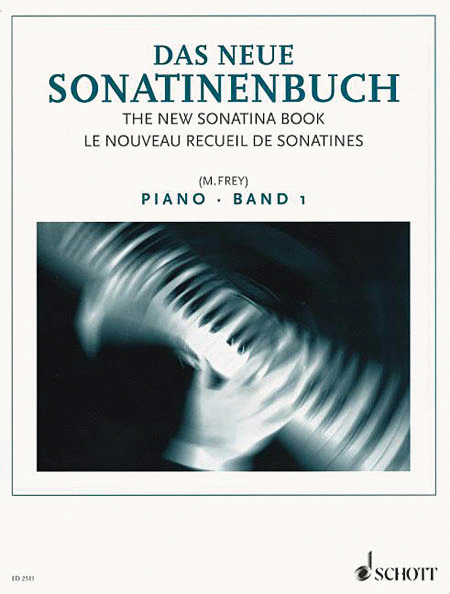 New Sonatina Book Vol. 1