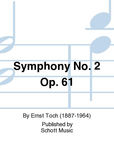 Symphony No. 2 Op. 61