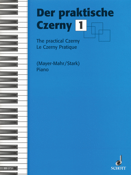 The Practical Czerny Book 1