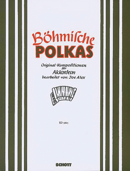 Bohmische Polkas Accordion