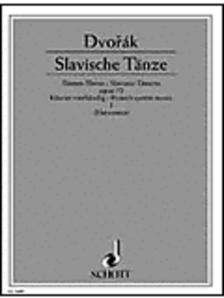 Slavonic Dances, Op. 72, Nos. 1-4