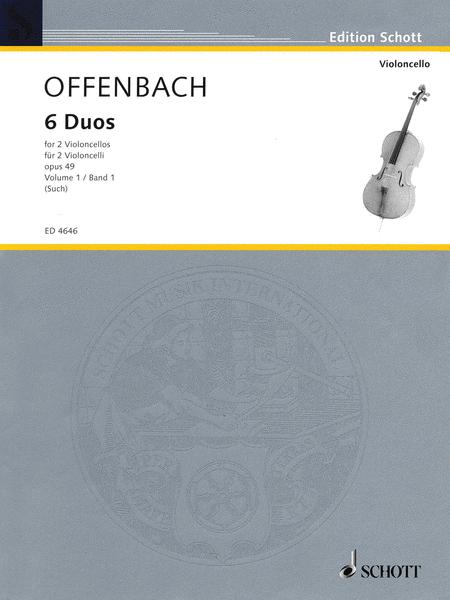 6 Duos, Op. 49 Vol. 1: Nos. 1-3