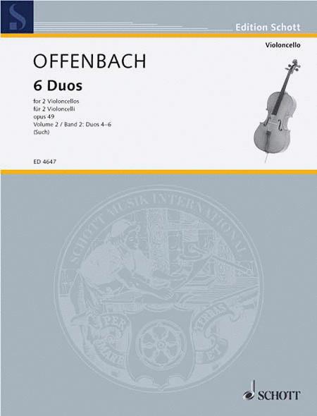 6 Duos, Op. 49 Vol. 2: Nos. 4-6