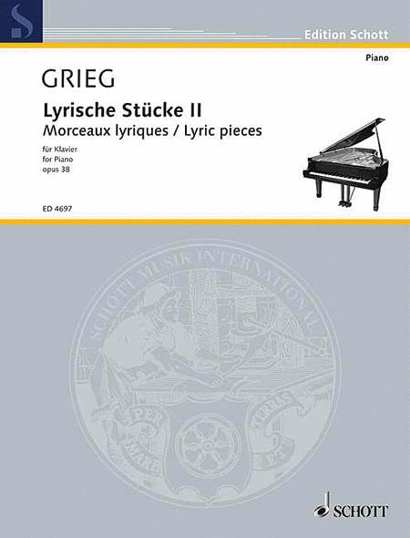 Lyric Pieces Book 2