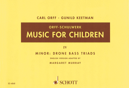 Music for Children/Murray Ed.