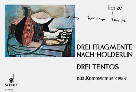 3 Tentos from Kammermusik 1958