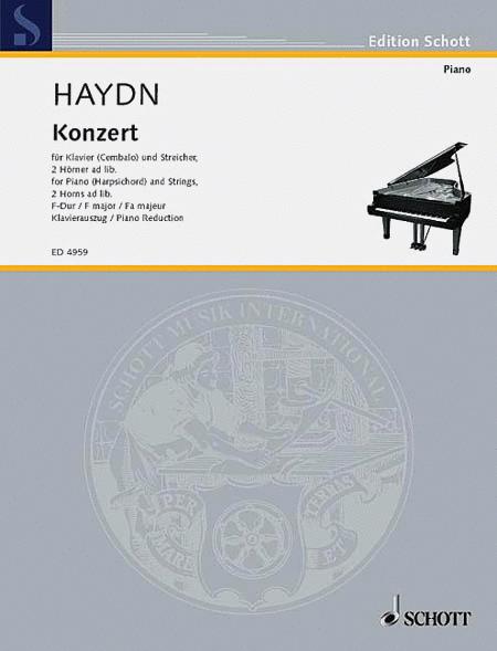 Piano Concerto F Major