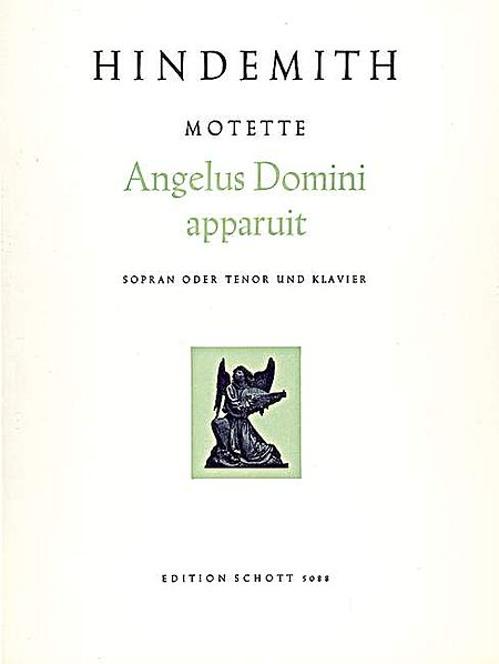 Angelus Domini Apparuit - Motet 5