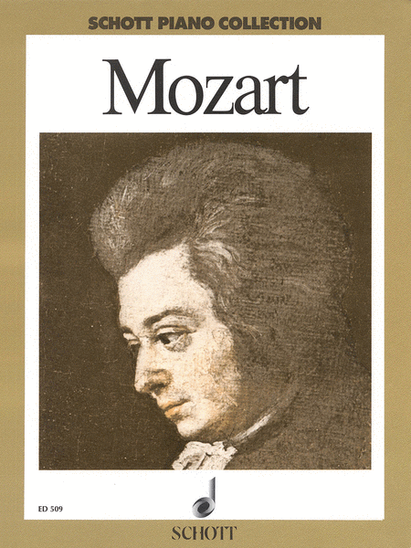 Mozart - Selected Piano Works