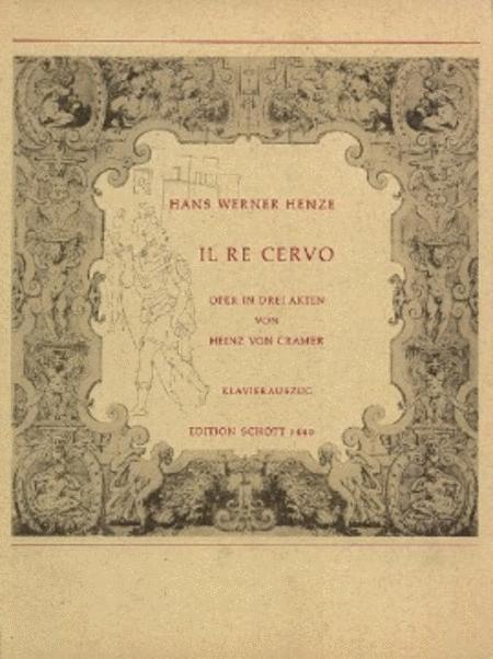 Il Re Cervo oder Die Irrfahrten der Wahrheit
