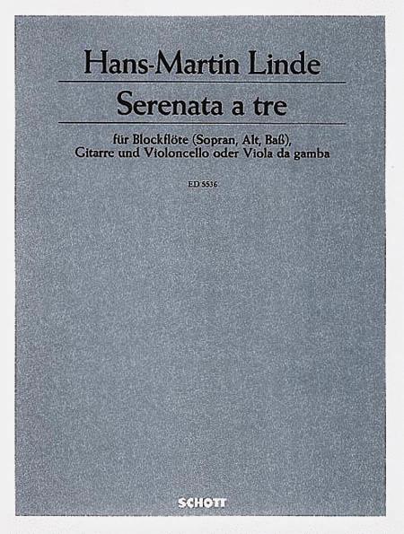 Serenata 3 Recorders