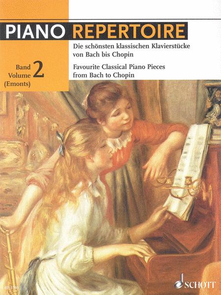 Piano Repertoire - Vol. 2