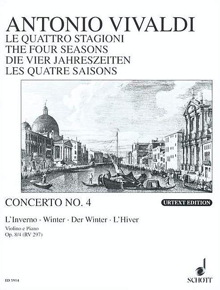 Concerto Op. 8, No. 4 Winter
