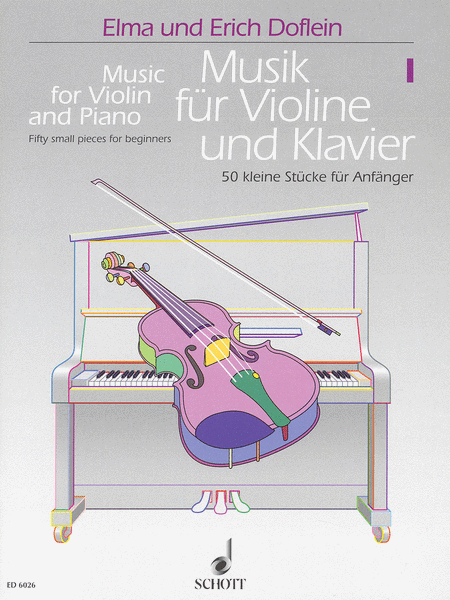 Music for Violin and Piano - Volume 1
