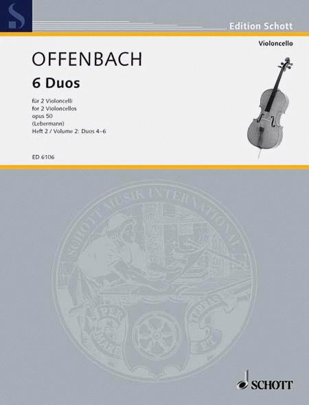 6 Duos, Op. 50 Vol. 2: Nos. 4-6