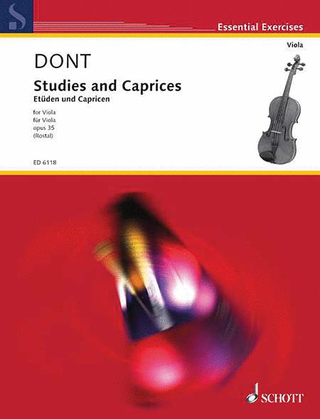 Studies and Caprices