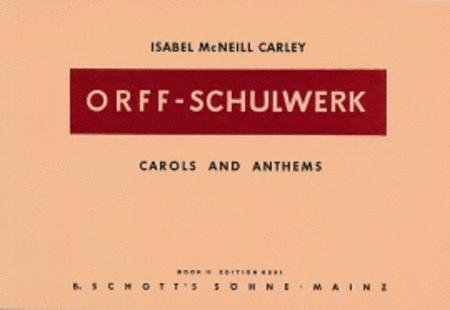 Carols & Anthems - Volume 2