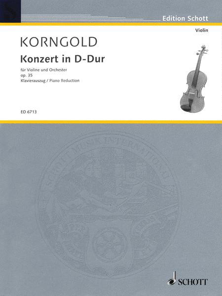 Violin Concerto, Op. 35