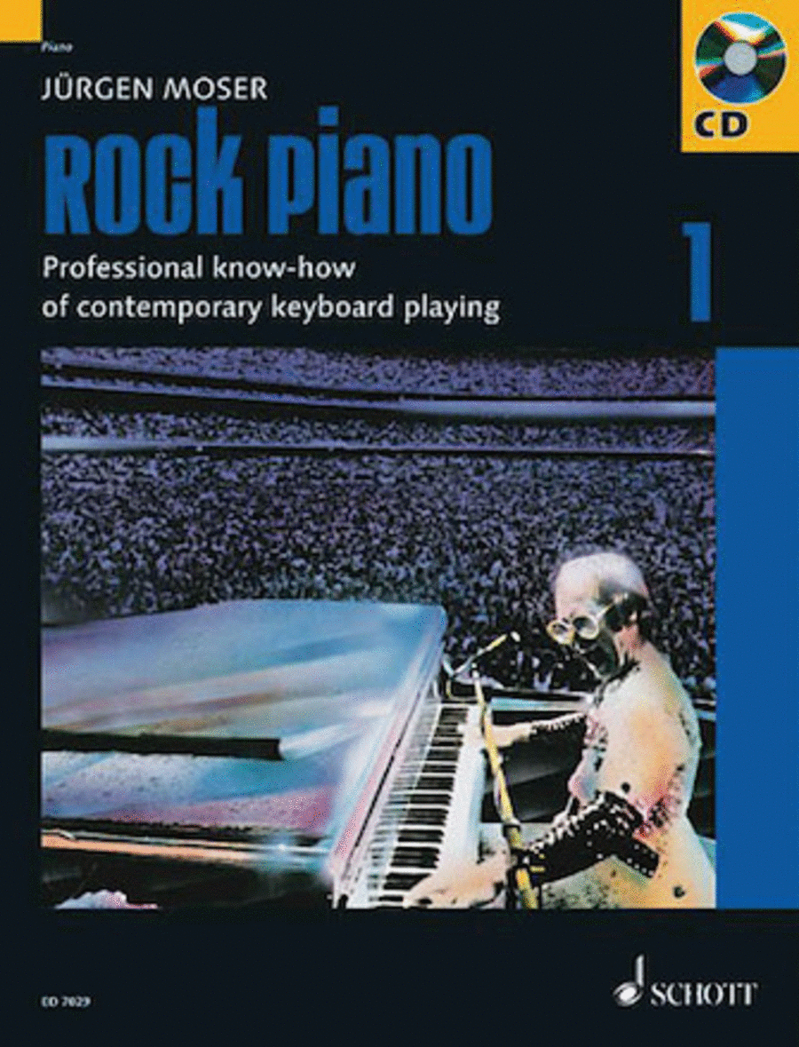 Rock Piano - Volume 1