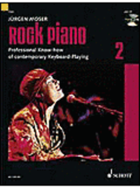 Rock Piano - Volume 2