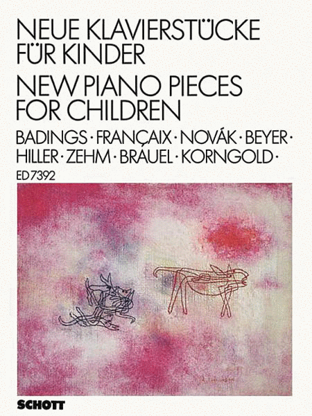 New Piano Pieces for Children