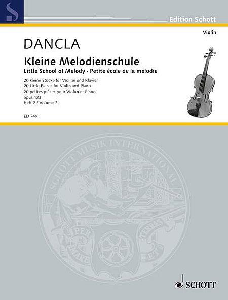 Little School of Melody, Op. 123