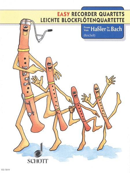 From Hassler to Bach