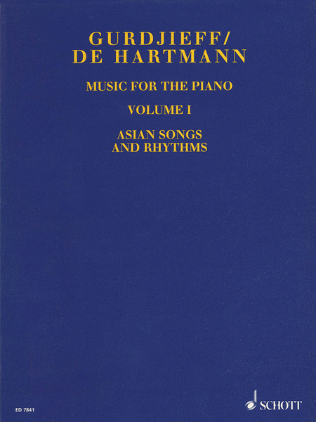 Music for the Piano Volume I