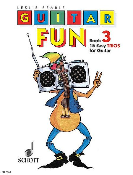 Guitar Fun Book 3