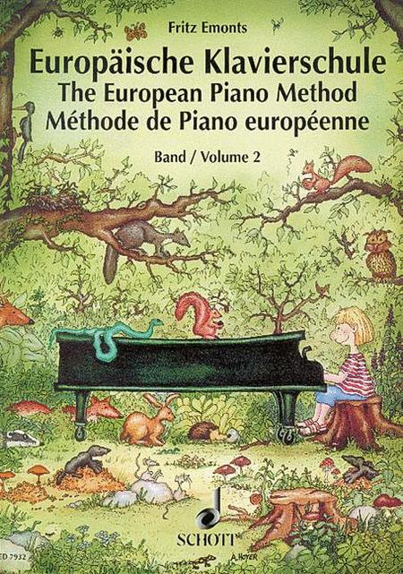The European Piano Method - Volume 2