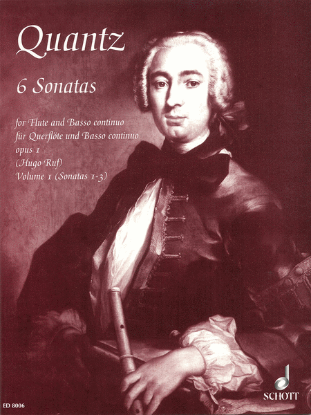 6 Sonatas Volume 1, No. 1-3, Op. 1