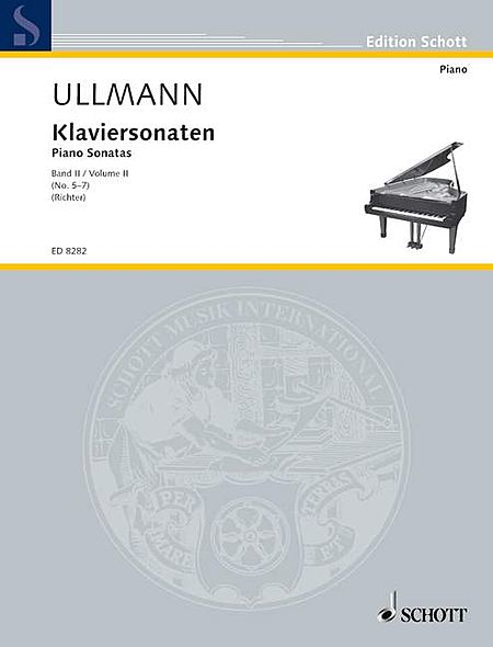 Piano Sonatas Volume 2, No. 5-7
