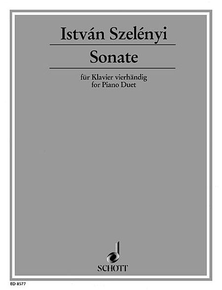 Sonata Piano 4 Hands