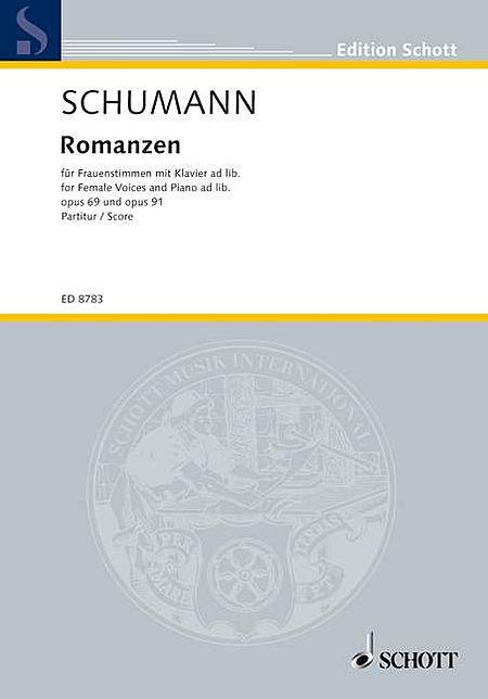 Romanzen Op. 69, u. 91