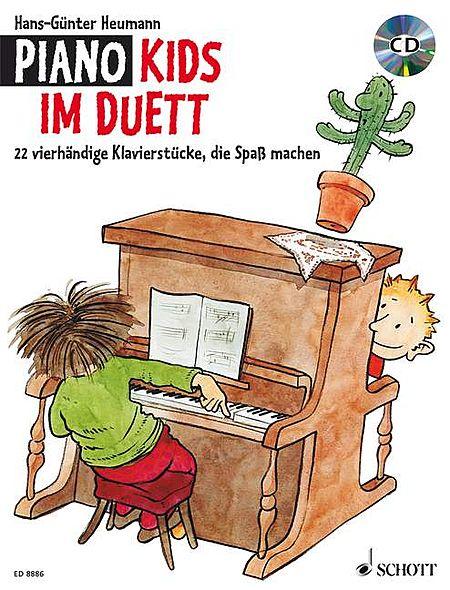 Piano Kids Duet