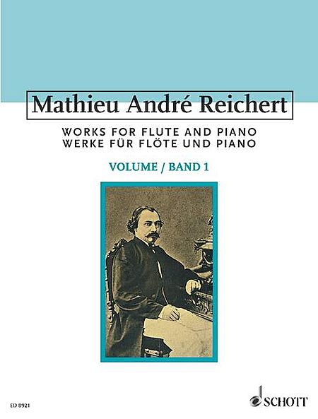 Works for Flute and Piano Volume 1