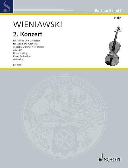 Violin Concerto No. 2 in D Minor, Op. 22