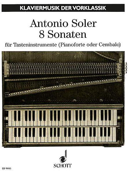 Sonatas 8 - Piano