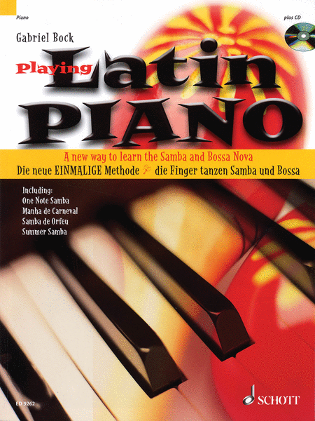 Playing Latin Piano