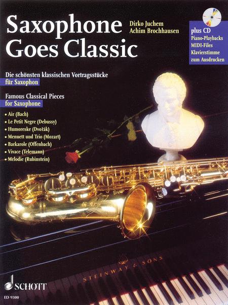 Saxophone Goes Classic