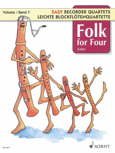 Folk for Four - Volume 7