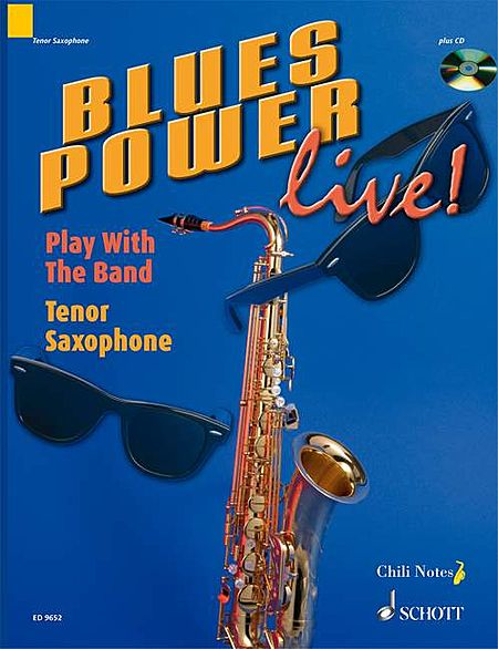 Blues Power Live! - Play with the Band