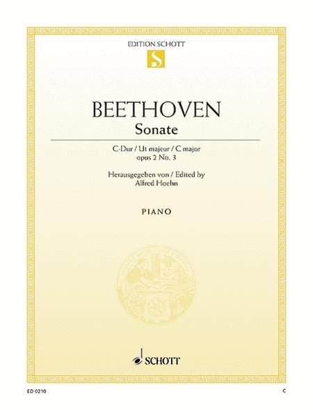 Sonata in C Major, Op. 2, No. 3