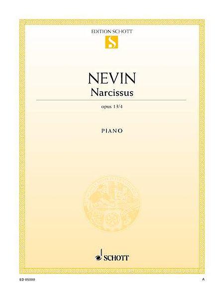 Narcissus Op. 13, No. 4